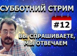 Первый Субботний Стрим 2020 ч.12