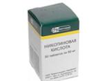 Никотиновая кислота как базис обмена веществ